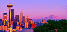 Cheap Seattle Car Rental Rates
